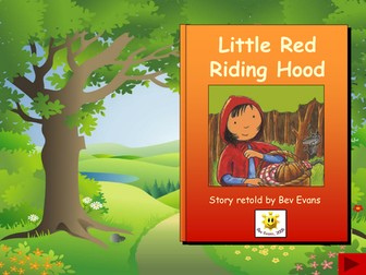 Red Riding Hood Traditional Tales Collection