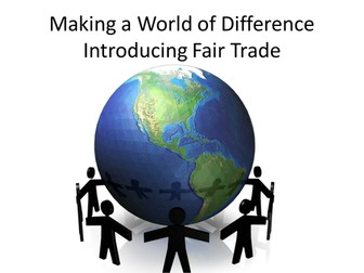 Traidcraft Schools: Making a World of Difference