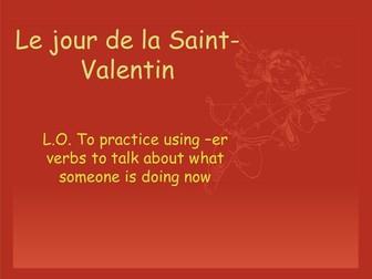 Le Jour de la St. Valentin