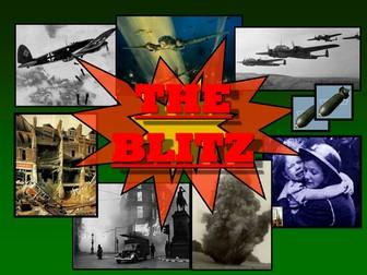 The Blitz : World War II
