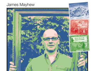 James Mayhew video, with teaching resources