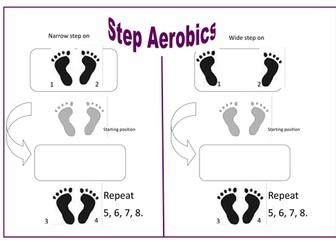 Step para aer/óbic Basics