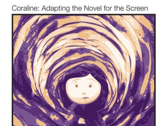 Adapting Coraline into a film