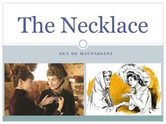 The Necklace Guy de Maupassant - Notes