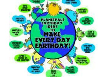Earth Day for Kids