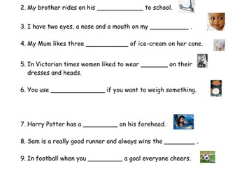 phonic worksheets