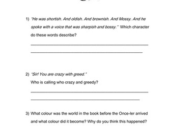 Worksheets The Lorax Worksheet Answers worksheet for the lorax by dr seuss anisha217 teaching seuss