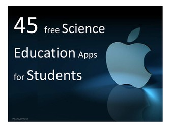 45 Free Science Apps for students