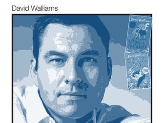 David Walliams video, plus resources!