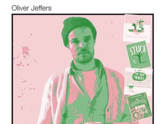 Oliver Jeffers resources
