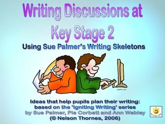 Non-fiction writing at KS2