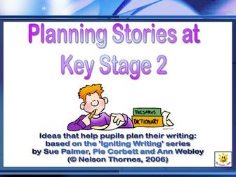 Story Writing at KS2