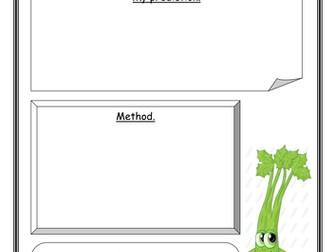 celery experiment worksheet stinksnthings. Black Bedroom Furniture Sets. Home Design Ideas