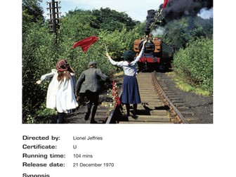 The Railway Children Study Guide