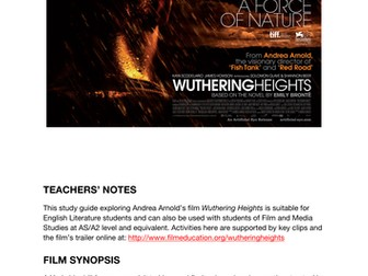 WUTHERING HEIGHTS: Teaching Resources