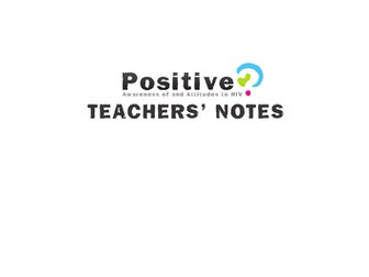 POSITIVE? Teaching Resources