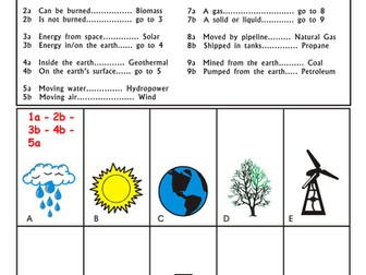 primary source activity answer key