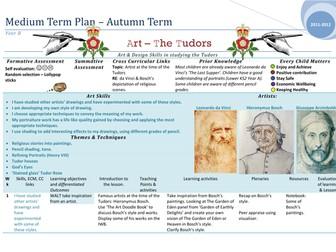 Tudor Art and Artists