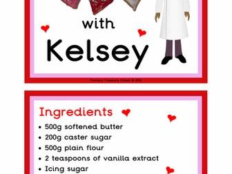 St. Valentine's Day Cake Recipe