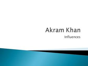 Akram Khan Information