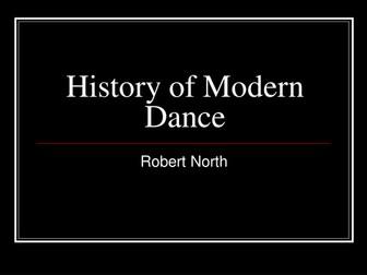 Modern Dance Choreographers
