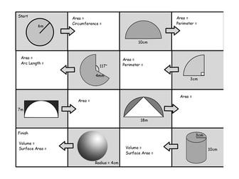 Circle  revision