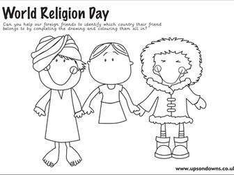 World Religion Day Poster