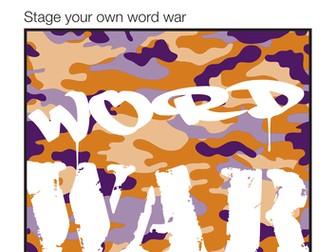 Run your own rap battle