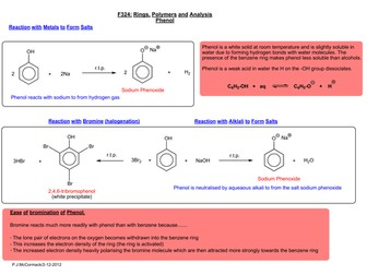 F324: Reaction Revision Maps