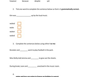 Now That S What I Call Grammar Worksheet By Hannah888 Teaching