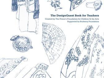 DesignQuest: Fashion & Textile Design Project