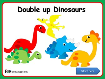 Double up Dinosaurs
