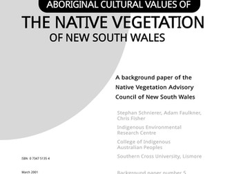 Aboriginal Environmental Practices