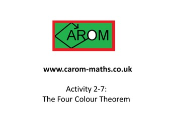 The Four Colour Problem
