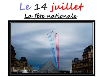 Le 14 Juillet / Bastille Day