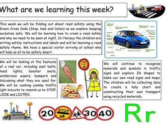 Road Safety - Parents Information
