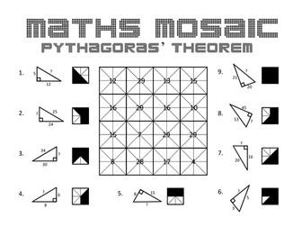 Pythagoras puzzle
