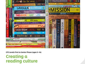 Create a reading culture in your school