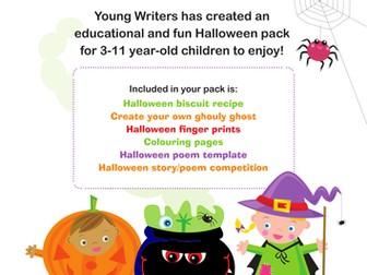 Halloween Creative Pack