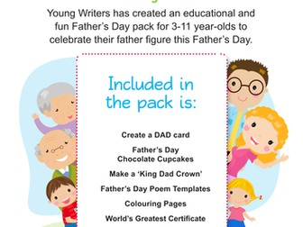 Father's Day Creative Pack