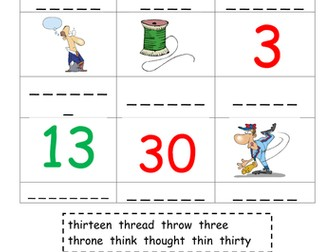 Phonics Phase 3 Practice Worksheets