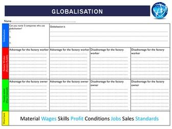 Globalisation (OCR)