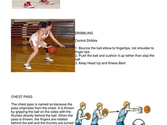 Basketball Revision Pack