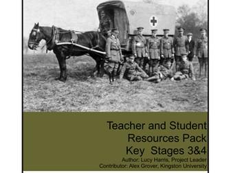1914: Remembering Kingston at War (KS 3 and 4)