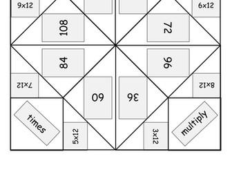 Origami Fortune Teller   252x336