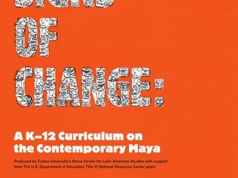 KS2 Maya Teaching Resource
