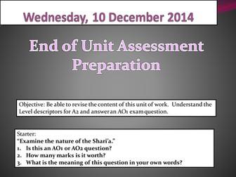 Lesson 6 shariah