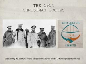 World War One Christmas Truce