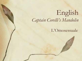 Captain Corelli's Mandolin: Carlo 1