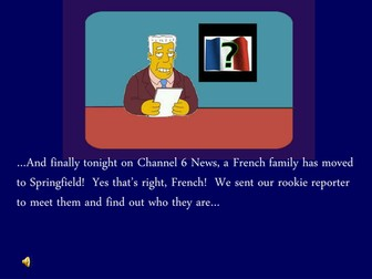 The Simpsons do Personal Identification